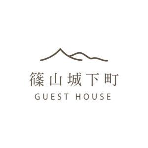篠山城下町ゲストハウスロゴ画像